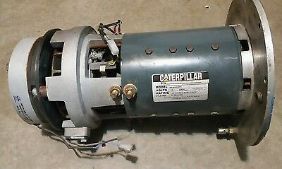 Caterpillar Electric Forklift Drive Motor 36v 5BC49JB3057A