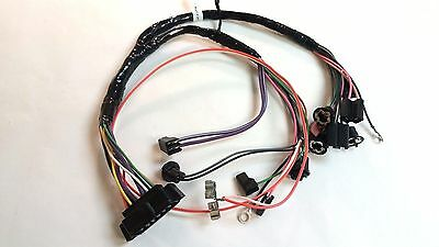 1968 Camaro Center Console Wiring Harness Automatic Transmission 1968 camaro center console wiring harness manual transmission with  at mifinder.co