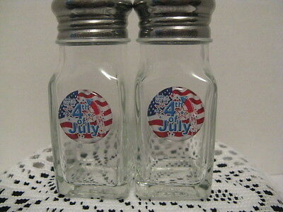 4th of July Salt & Pepper Shakers ~ **Gift Idea