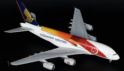 Singapore Airlines Airbus A380 SG50 Reg: 9V-SKJ JC Wings 1:200 Diecast XX2235