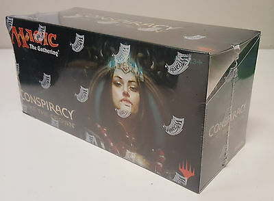 MTG Magic the Gathering Conspiracy Take the Crown Booster Box FACTORY SEALED
