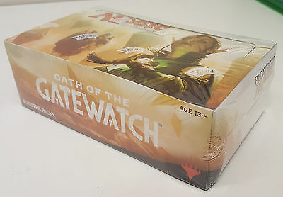 MTG Magic the Gathering Oath of Gatewatch Booster Box FACTORY SEALED