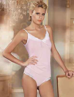 Camisole Set  and Lingerie Sets Cotton Base Top Quality French Lace