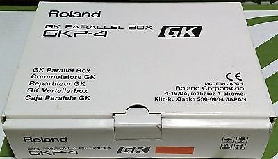 Roland GKP-4 Parallel Box 1 In To 4 Outs VERY RARE