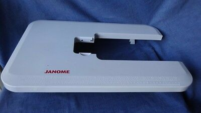 Large Janome Quilting / Sewing Machine Extension Table