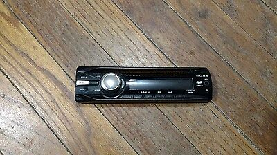 SONY CDX-GT240 Faceplate Only- Tested