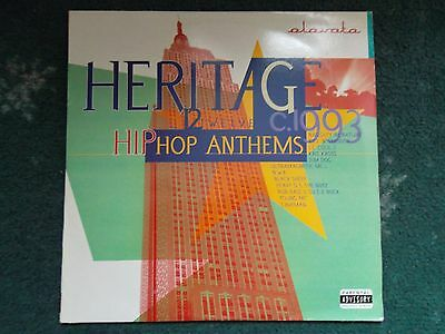 Hip Hop Heritage Hip Hop Anthems 1993 (Various Artists)