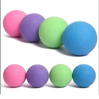 Lacrosse Ball for Trigger-point massage / physiotherapy / muscle rehab LH