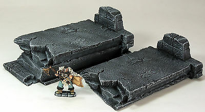 'alter Plinths Pack' - Fantasy Terrain - Painted To Collector's Standard