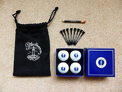 Turnberry Gift Set - The Open 2009