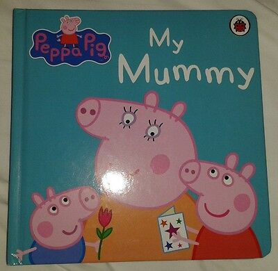 Peppa Pig Board Book 2003 - Mummy