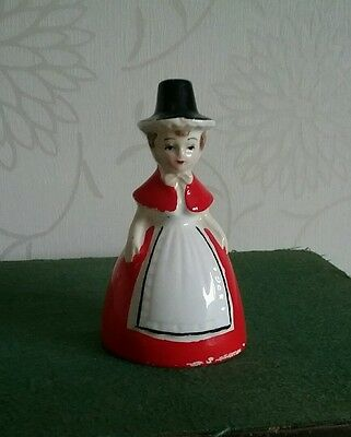 Welsh Lady Pie Funnel Traditional Costume Bird Vent