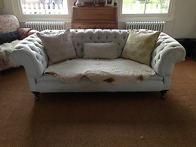 Lovely antique chesterfield sofa
