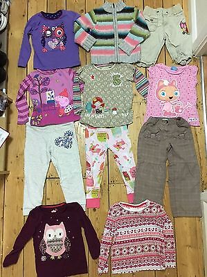 Bundle Girls clothes age 2-3 years Long sleeve tops, trousers, jumper Next +more