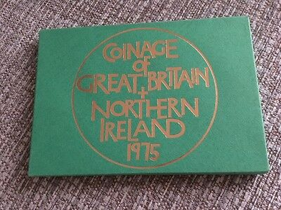 Coinage of Great Britain and Northern Ireland 1975 - Proof Set