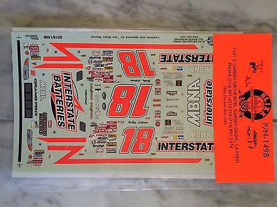1/24 Bobby Labonte 2000 Champion Winning Decals Nascar By Slixx