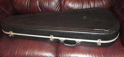 Hiscox Liteflite ABS hard case for Stratocater/Telecaster