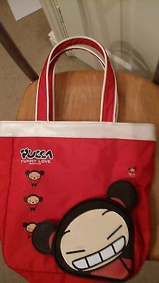 Extremely rare vintage pucca funny love bag by vooz2000
