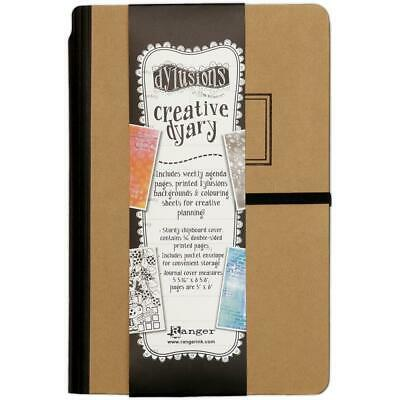 Dylusions Creative Dyary - Small 5x8 Journal Diary - vol 1