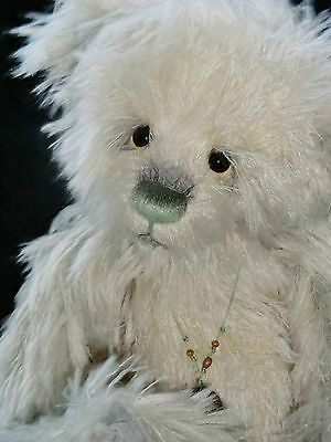New Anais Charlie bears Mohair Isabelle Lee with tags & bag