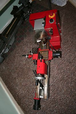 EMCO-Compact-V8-Lathe-Compact-and-accessories