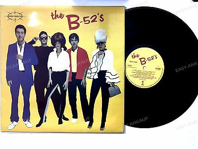 The B-52's - The B-52's UK LP 1979 New Wave //11