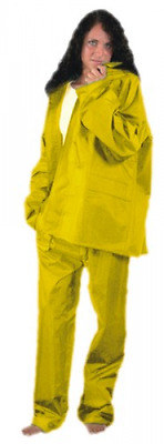 Complete Work De Polyester / PVC Jaune Taille Xxl Protection Accident