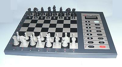 gift Quartz electronic Chess Computer by Novag