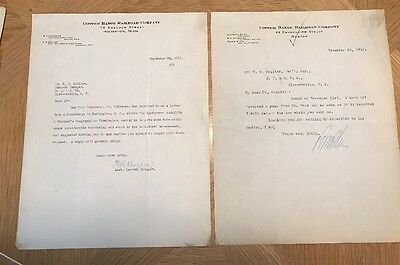 1911 Copper Range Railroad Co Early Workers Comp Subject Matter And Pass Request