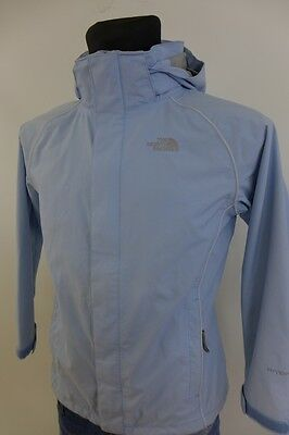 Girls  THE NORTH FACE Blue Hyvent Hooded Jacket L Large