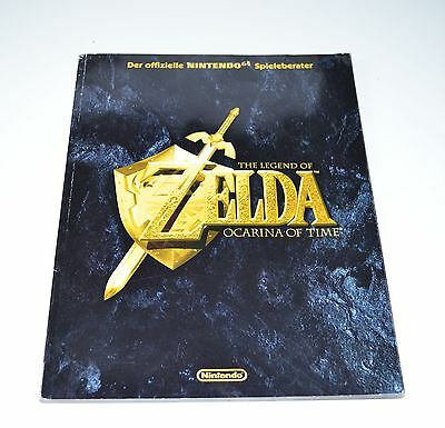 Nintendo 64 SPIELEBERATER THE LEGEND OF ZELDA OCARINA OF TIME