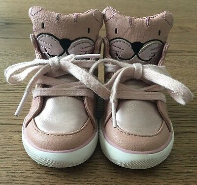 Baby Girls Trainers Size 3