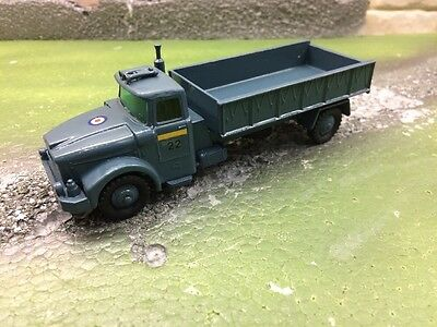 Lesney /Dinky Scammell 3 Ton RAF TRUCK. ARMY/MILITARY...CODE 3