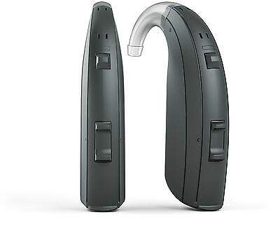 Brand New GN ReSound Enzo 9 squared. Enzo2 Ultra Power Hearing Aid. 5 Year Wrty