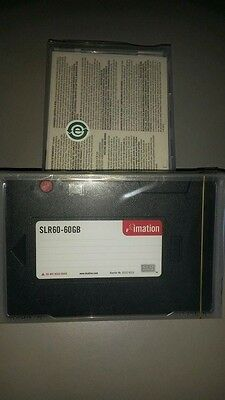 Imation SLR 60 NEU OVP Data Cartridge 30/60GB  Nr. 5112 41115