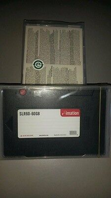 Imation SLR60 Data Cartridge Tape 30/60GB  NEU / OVP Nr. 5112 41115