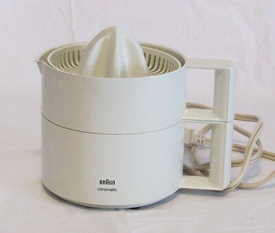 BRAUN Citromatic 2 Household Electric Juicer Type MPZ-4 New Old Stock!