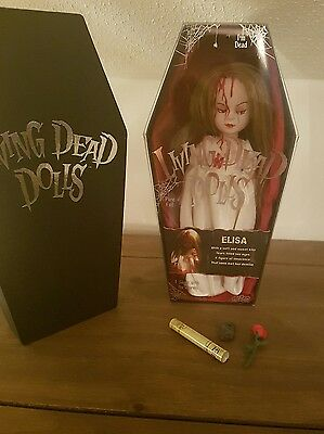 Living Dead Dolls series 9 Elisa Day Rare