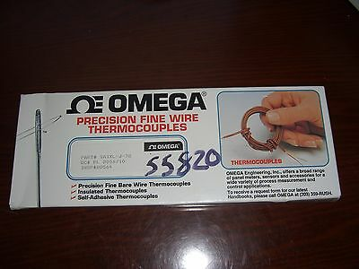 Omega SA1XL-J-72 Self-Adhesive Surface Thermocouple package of five(5) 72 inches