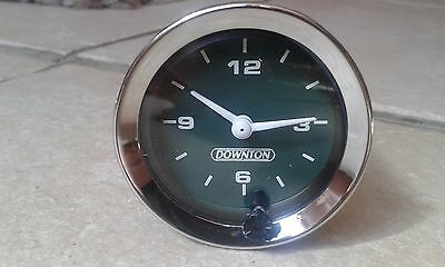 Rover Mini Cooper Sport Downton Time Clock Nos Rare Race Works Speedwell Mpi S