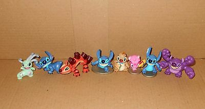 Disney Store  Lilo and Stitch alien play Figures *Good condition*