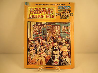 CRACKED MAGAZINE 1975 Collectors Edition Number 8 Issue