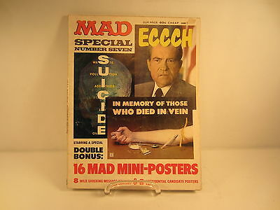 Mad Magazine Special Number Seven 1972