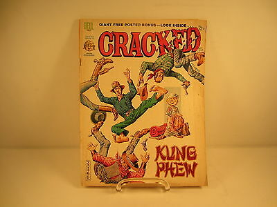 CRACKED MAGAZINE October 1973 Issue Number 112