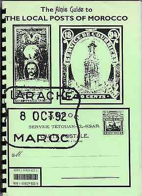 The Local Posts of Morocco, The Alnis Guide, Spécialized catalog Stamps, 1993