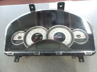 Holden Commodore Vy Hsv Maloo Instrument Cluster , Auto T/m Type,