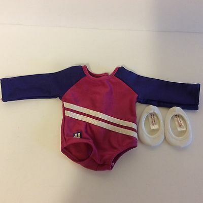 American Girl Doll Gymnastics Outfit