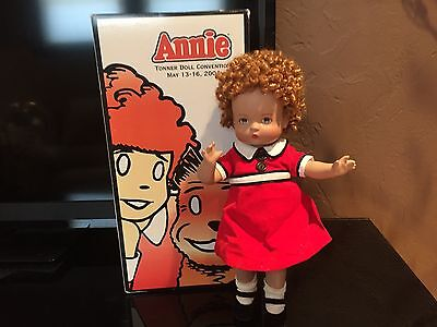 Effanbee Annie Tonner Doll Convention May 13-16Th 2004 In It's Original Box