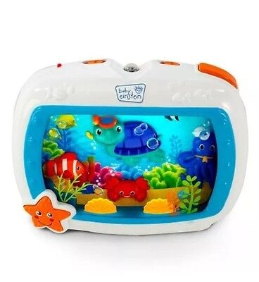 NIB 10 Classical Baby Einstein Unique Drift Off Light Effects Sea Dreams Soother