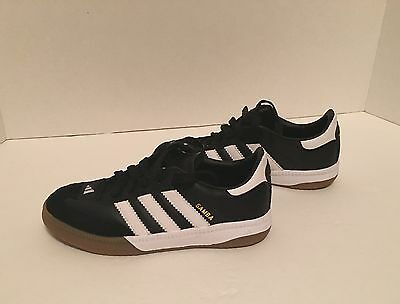 Adidas Samba Youth Indoor Soccer Shoes Size 1